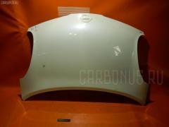 Капот Nissan March BK12 Фото 2