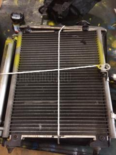 Радиатор ДВС MITSUBISHI MINICA H47A 3G83 Фото 3