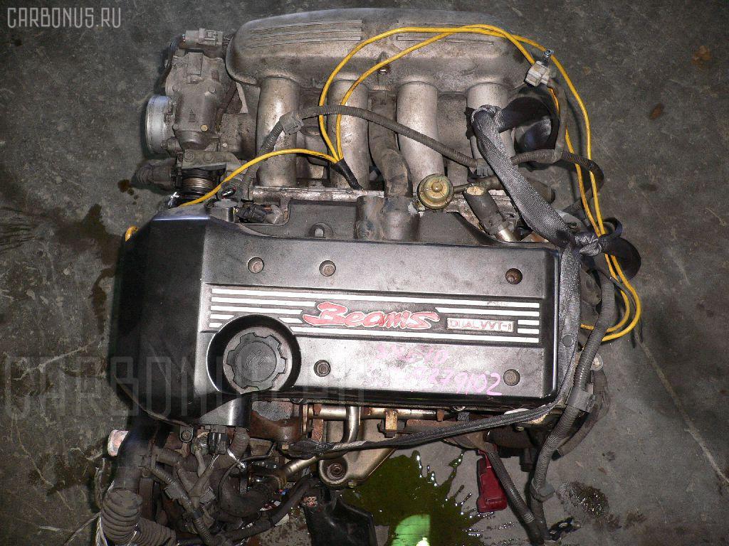 Двигатель TOYOTA ALTEZZA SXE10 3S-GE Фото 1