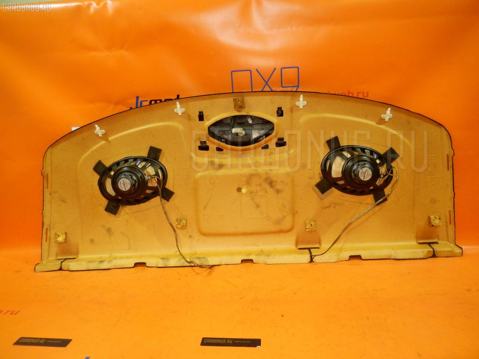 Шторка багажника Toyota Altezza SXE10 Фото 1