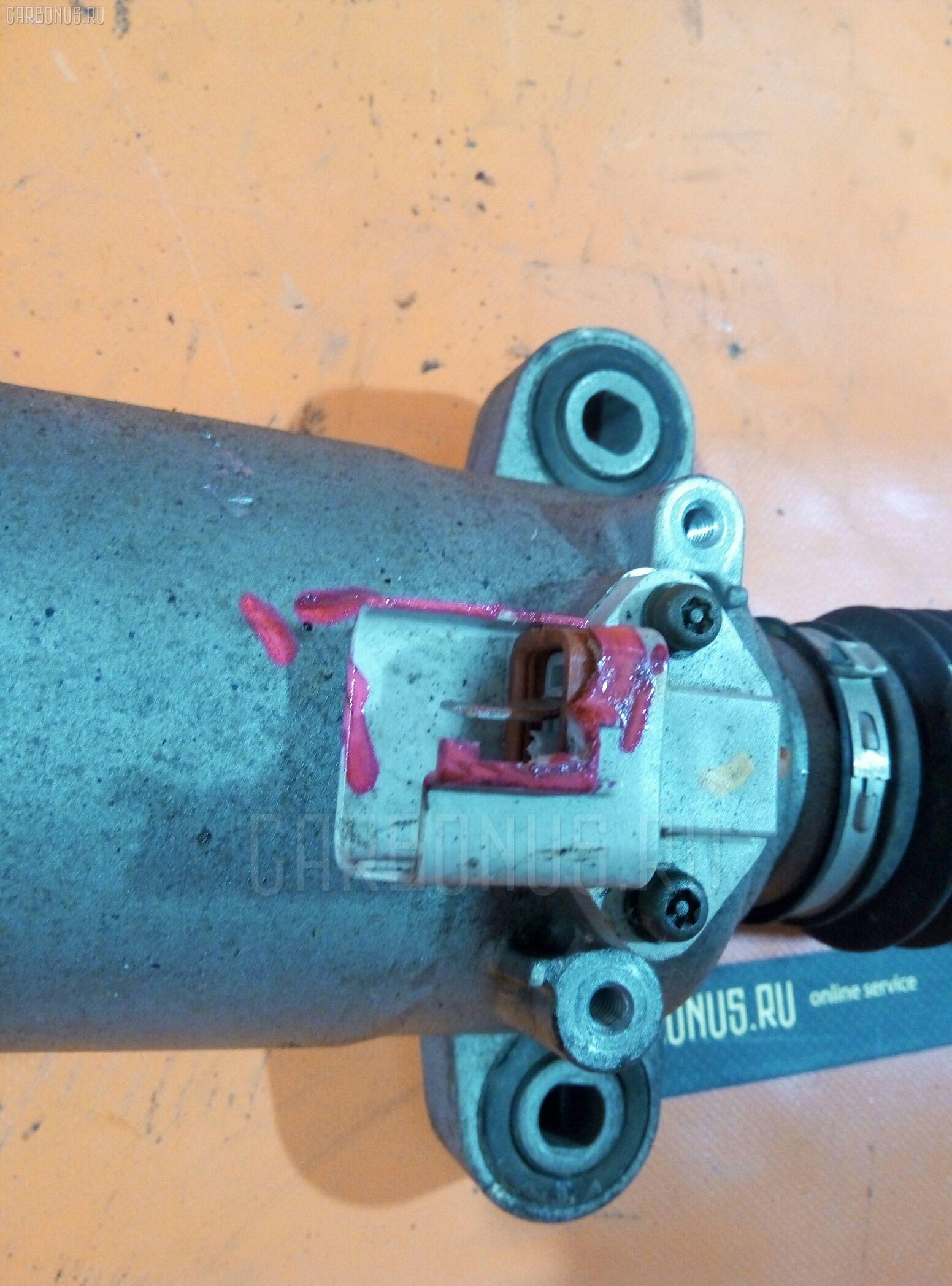 Рулевая рейка HONDA ACCORD WAGON CM3 K24A Фото 2