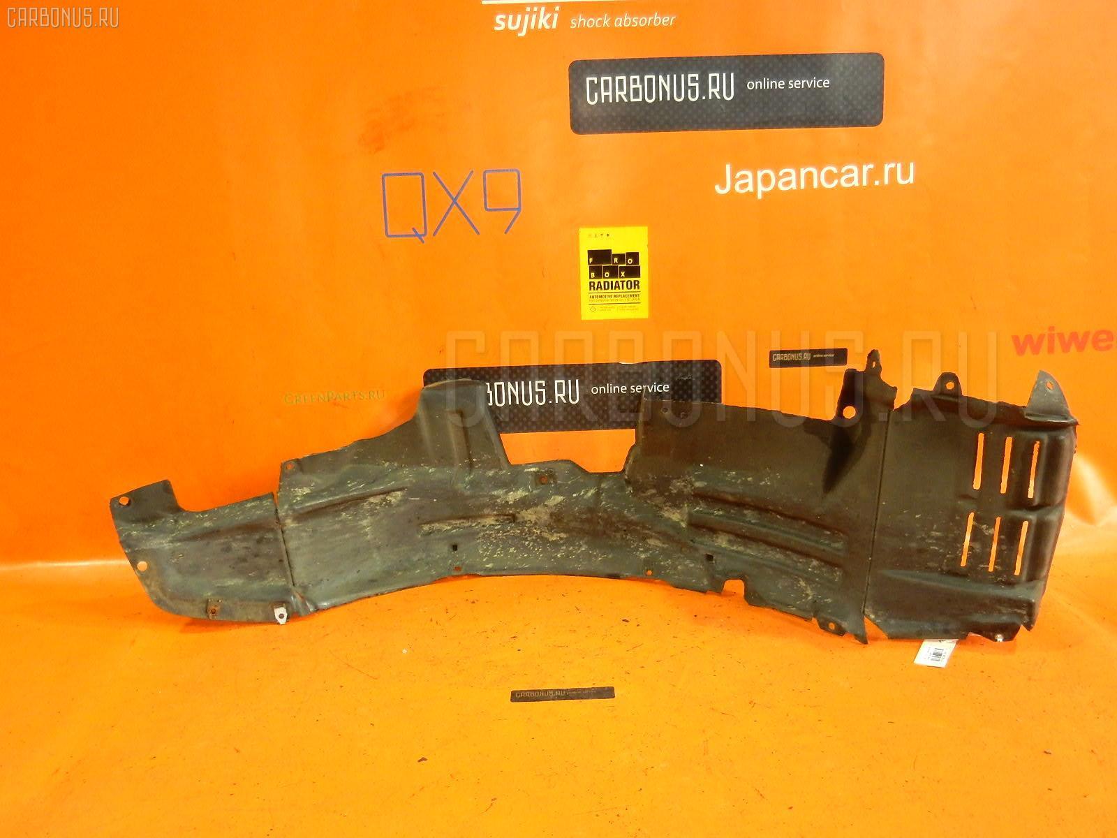 Подкрылок MITSUBISHI DION CR6W 4G94 Фото 1