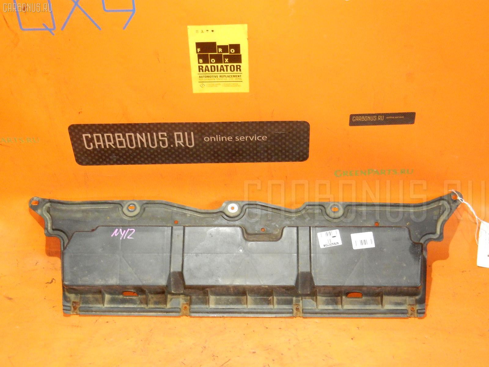 Защита бампера NISSAN WINGROAD NY12 Фото 1
