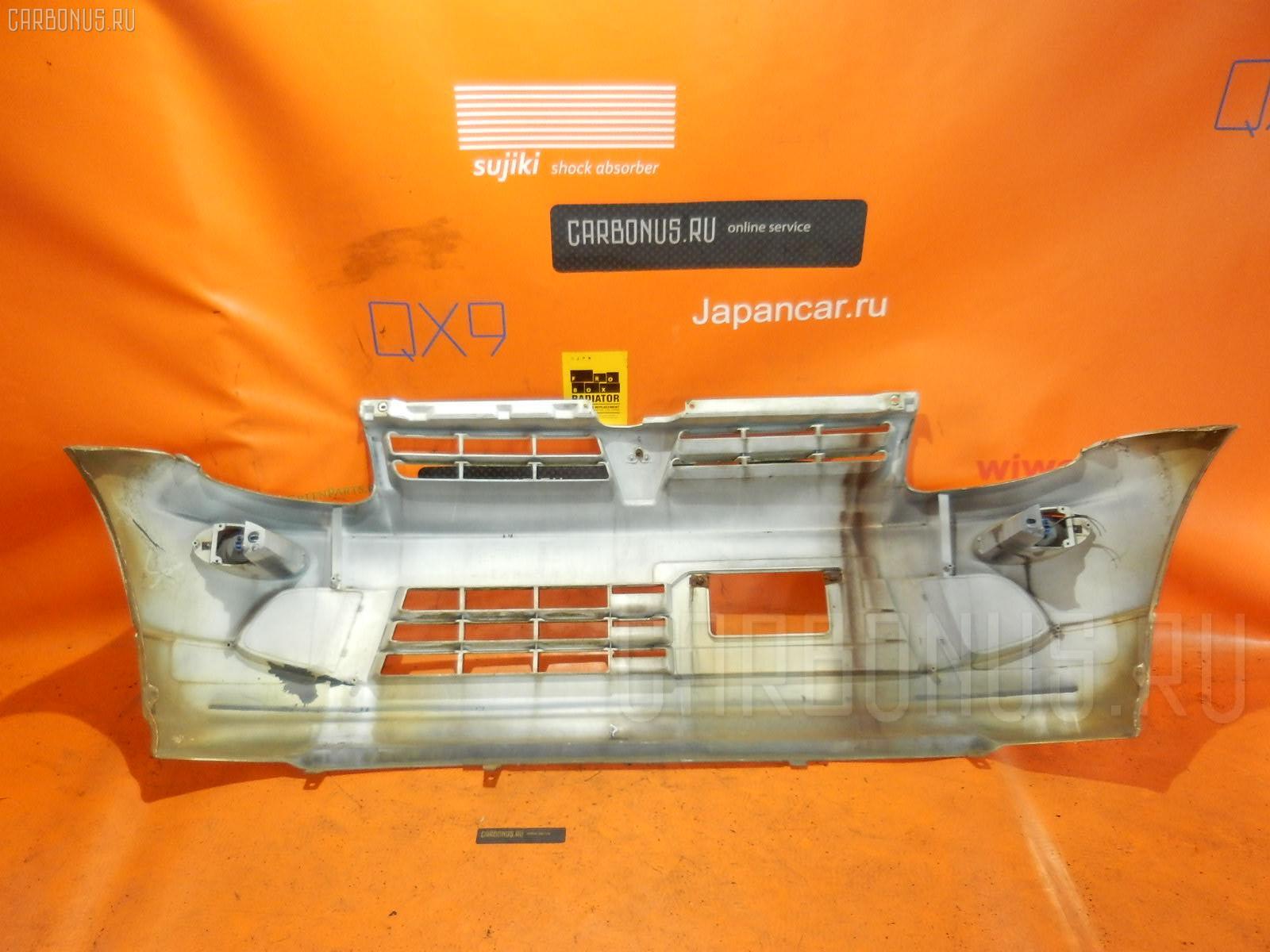 Бампер MITSUBISHI MINICA H42V Фото 4