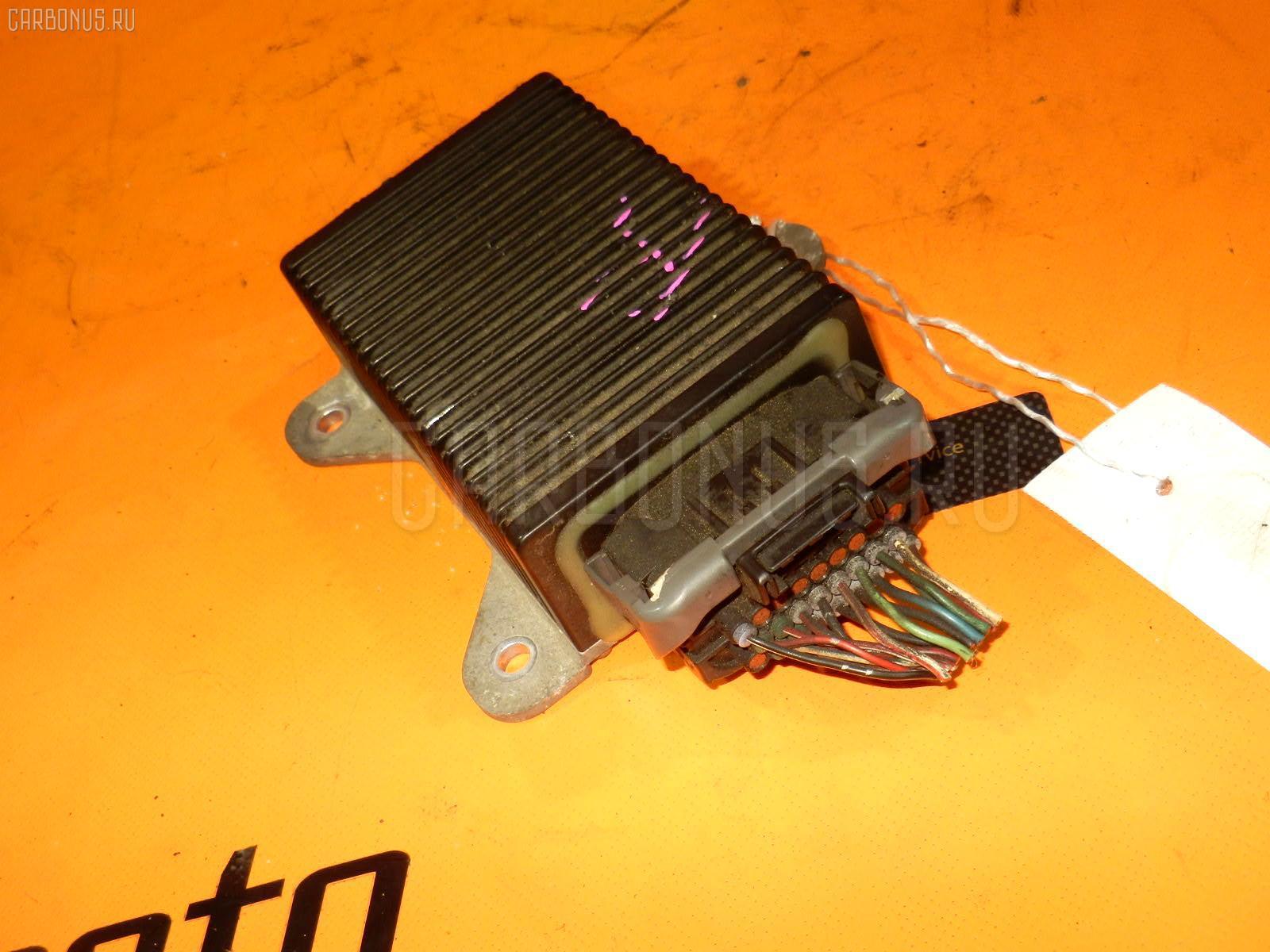 Блок управления инжекторами MITSUBISHI CHARIOT GRANDIS N94W 4G64. Фото 1