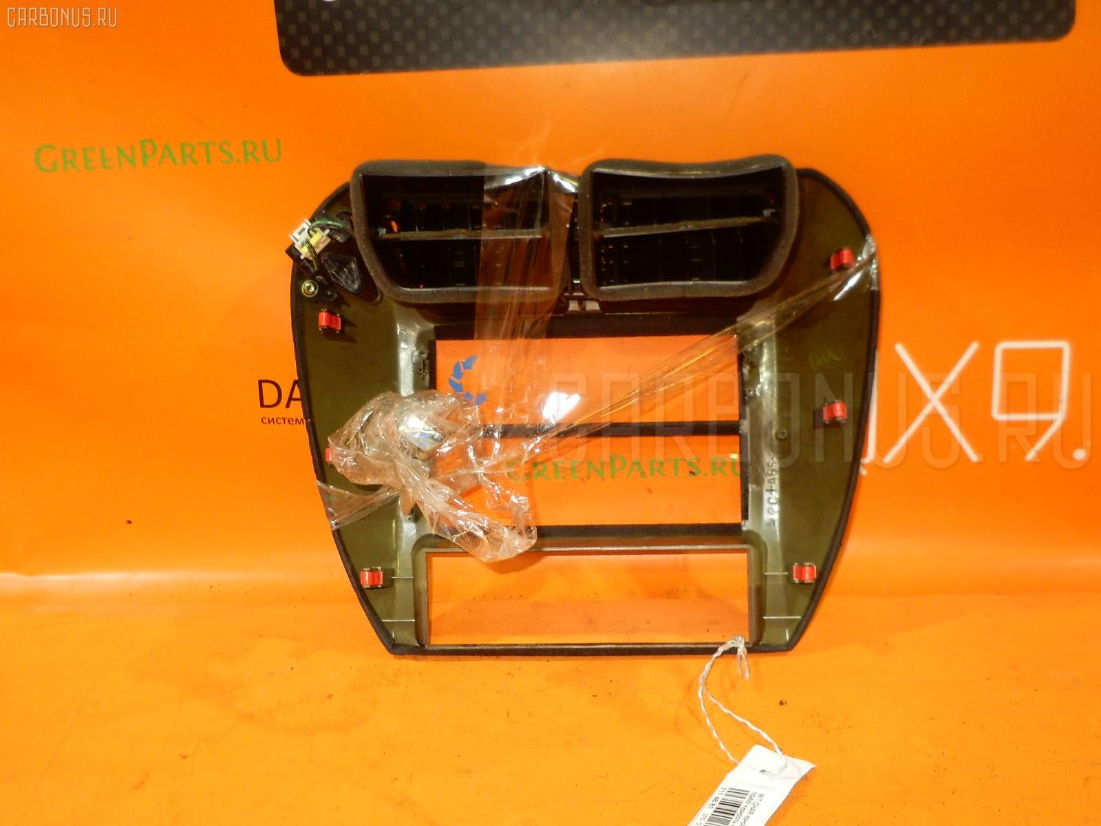 Консоль магнитофона MITSUBISHI CHARIOT GRANDIS N94W. Фото 3