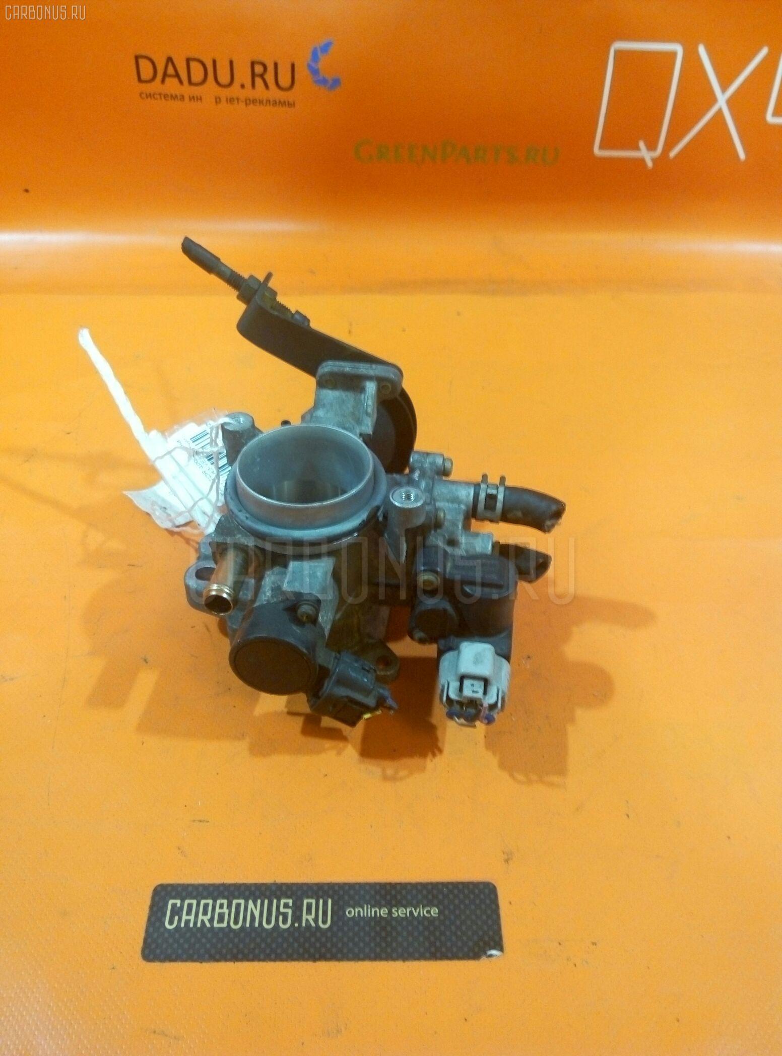 Дроссельная заслонка DAIHATSU STORIA M111S K3-VE Фото 1