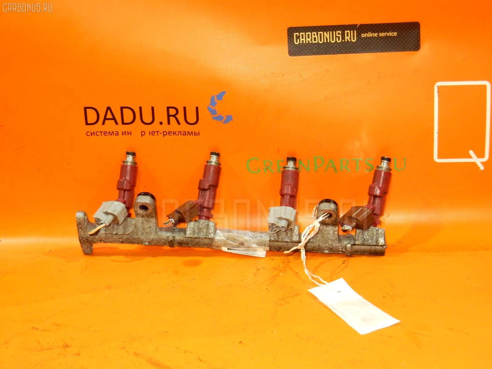 Форсунка инжекторная Daihatsu Storia M111S K3-VE Фото 1