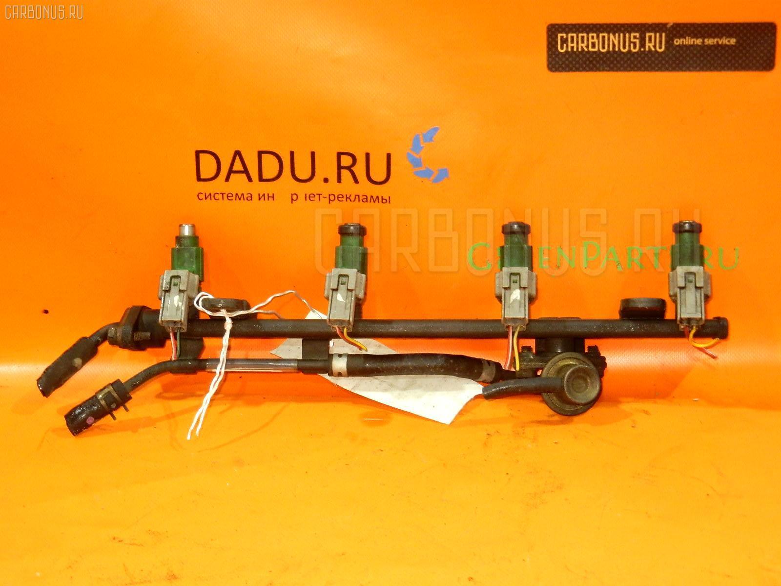 Форсунка инжекторная MITSUBISHI GRANDIS NA4W 4G69 Фото 1