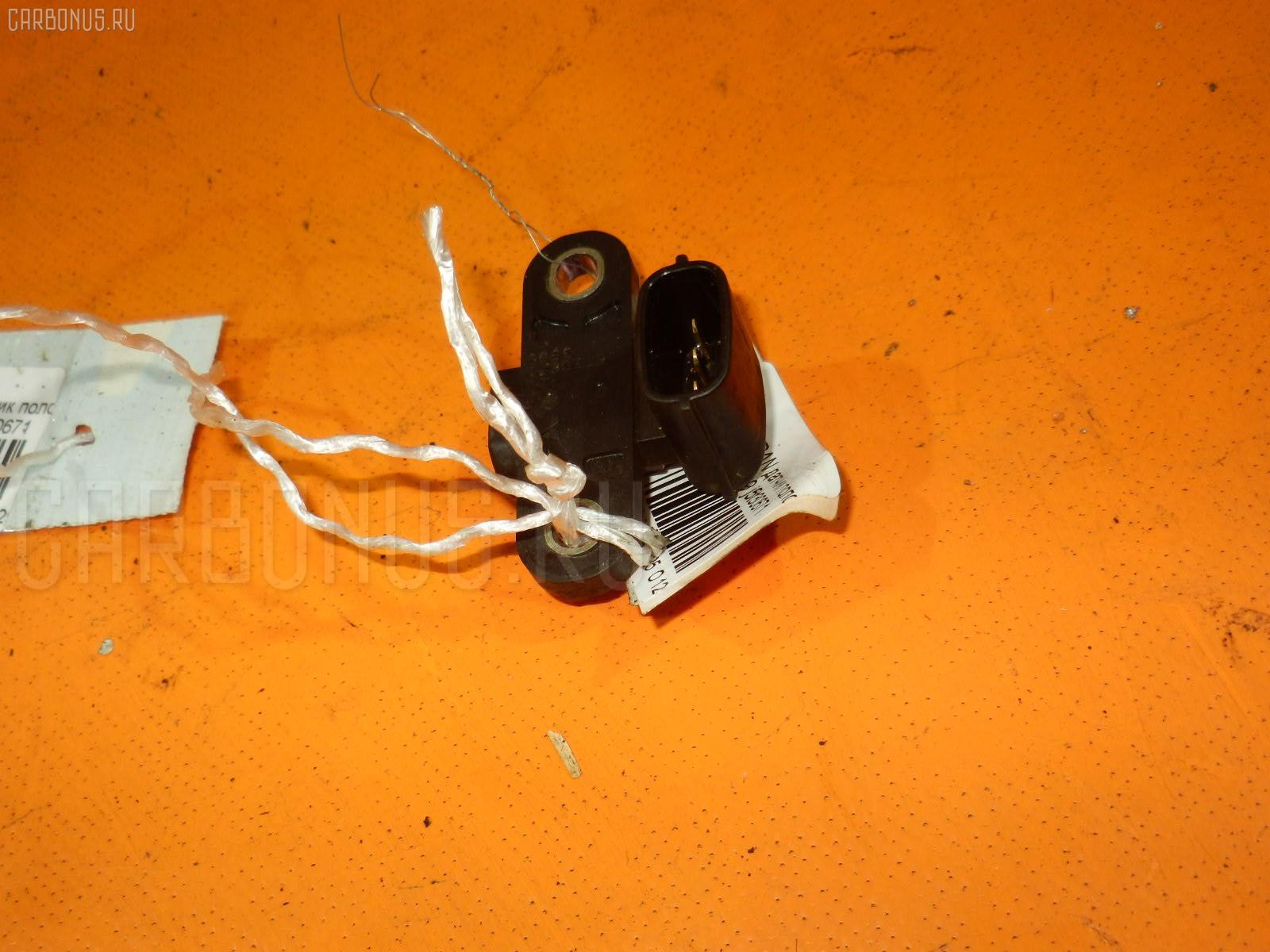 Датчик положения коленвала MITSUBISHI GRANDIS NA4W 4G69 Фото 1