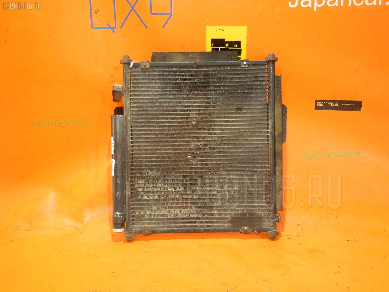 Радиатор кондиционера HONDA FIT GD2 L13A. Фото 7