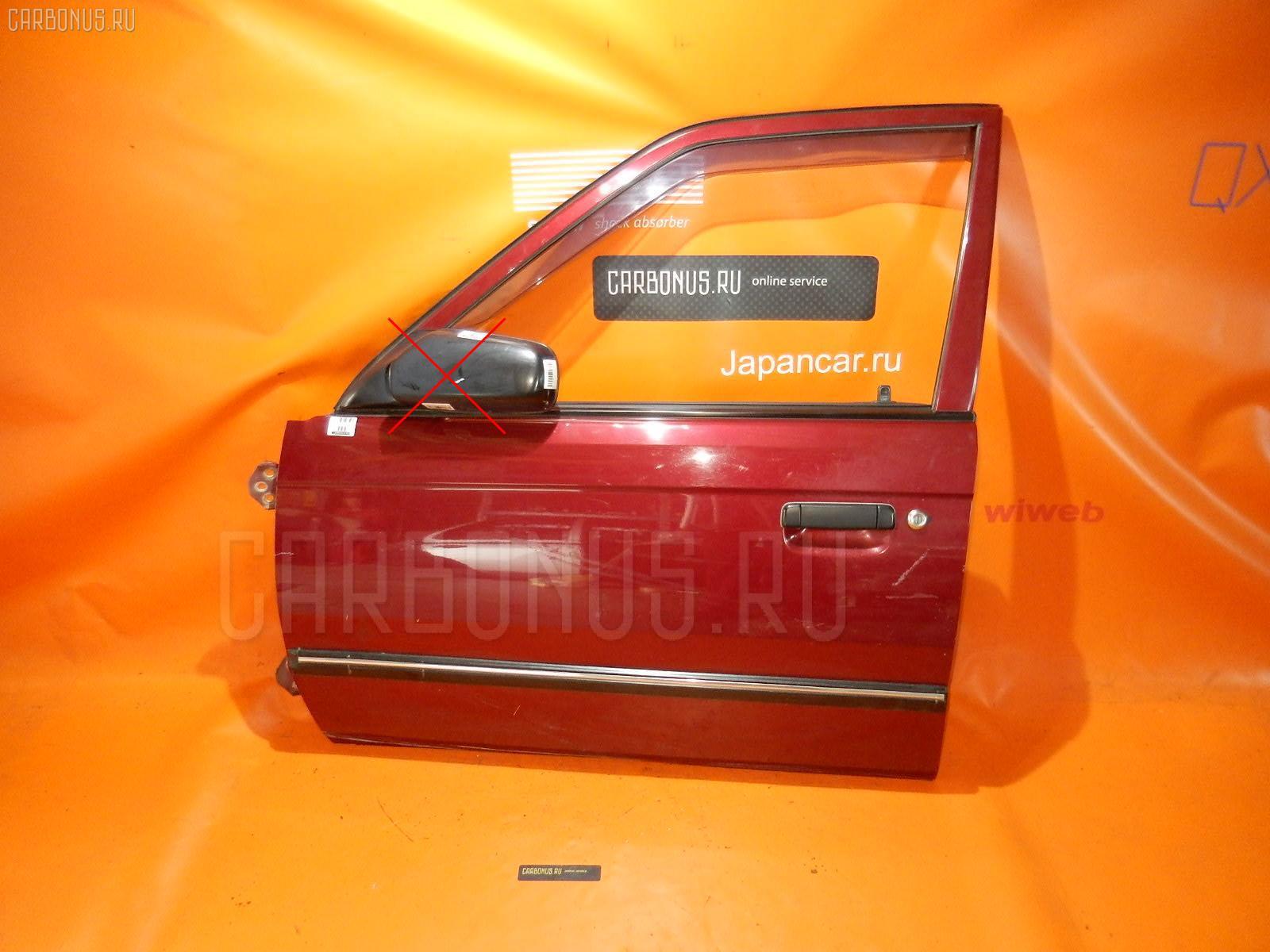 Дверь боковая Mazda Familia BW5W Фото 1