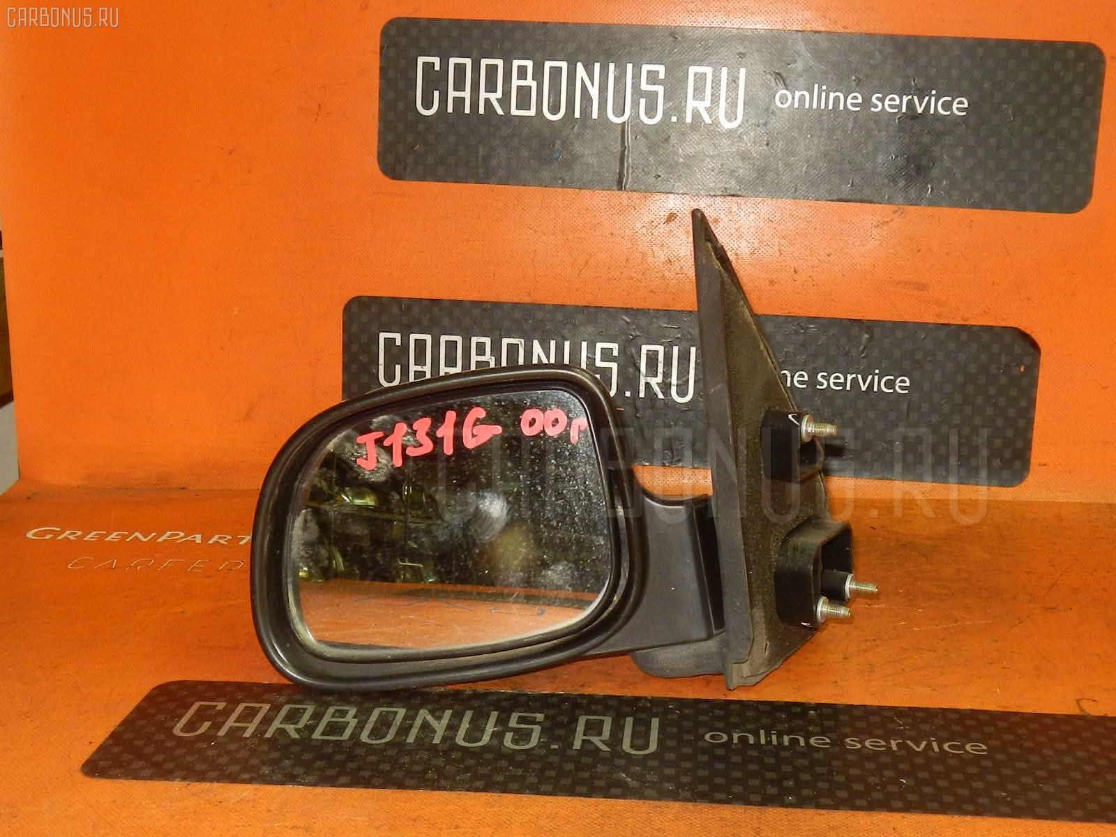 Зеркало двери боковой DAIHATSU TERIOS KID J131G Фото 4