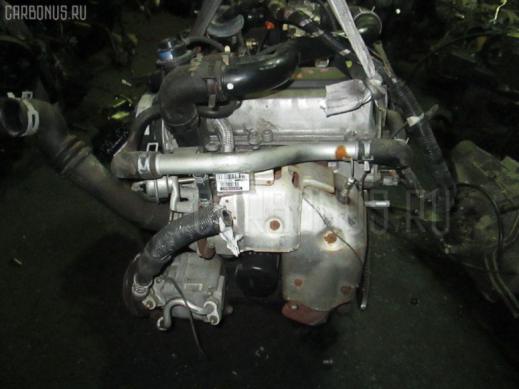 Двигатель DAIHATSU TERIOS KID J131G EF-DEM. Фото 6