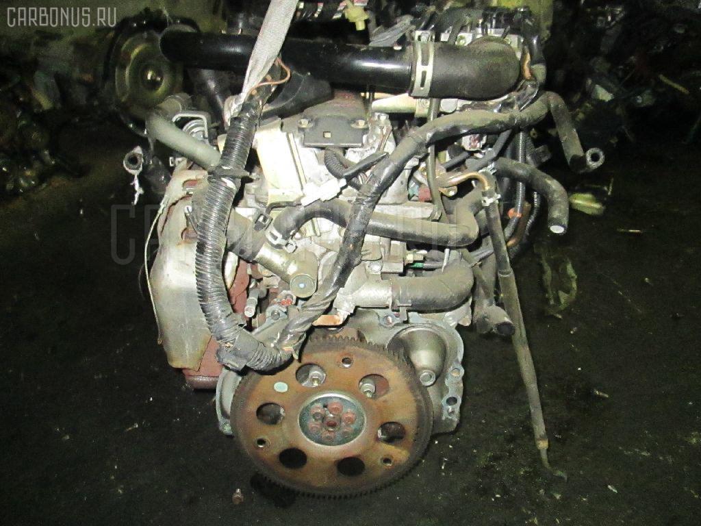 Двигатель DAIHATSU TERIOS KID J131G EF-DEM. Фото 7