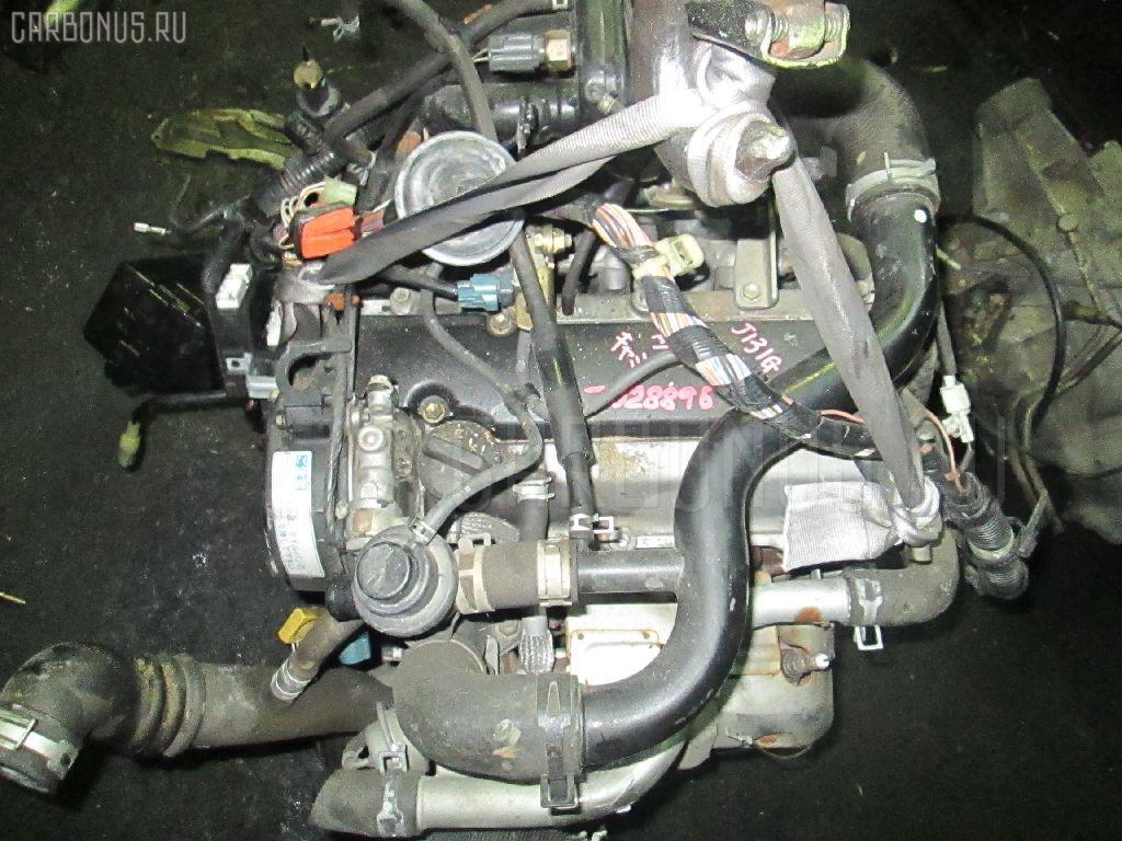 Двигатель DAIHATSU TERIOS KID J131G EF-DEM. Фото 10