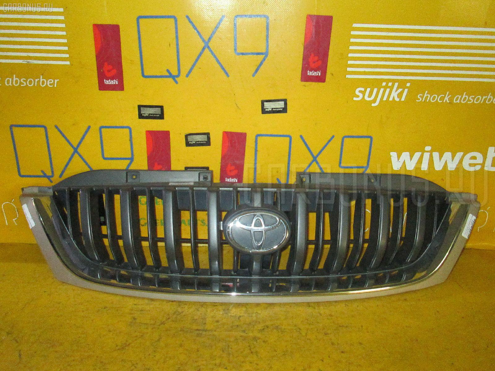 Решетка радиатора TOYOTA CAMI J122E. Фото 8