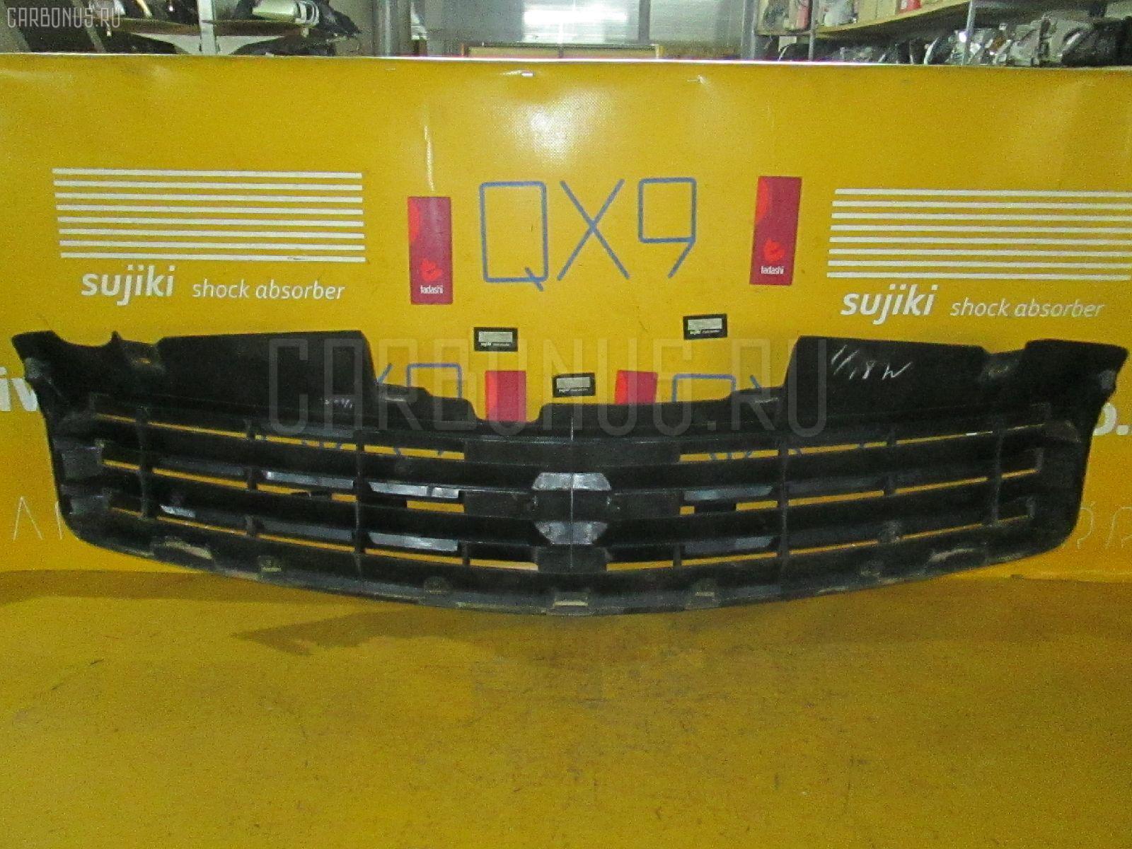 Решетка радиатора NISSAN SKYLINE PV35. Фото 11