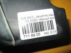 Решетка радиатора NISSAN SKYLINE PV35 Фото 3