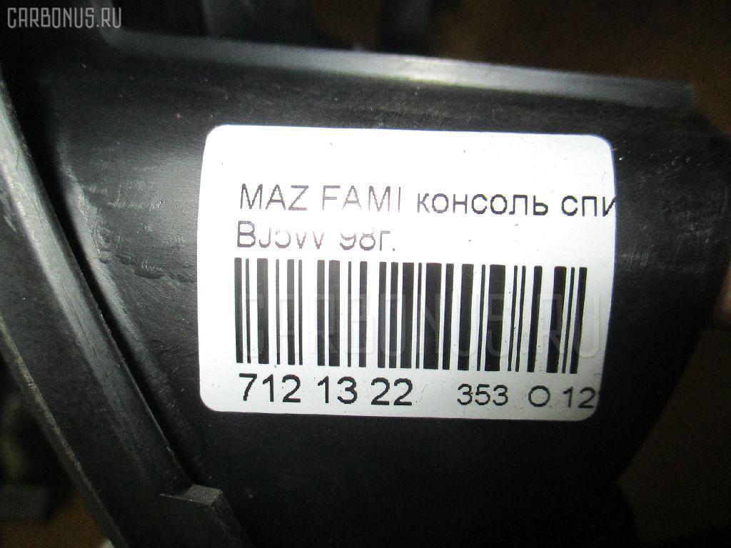 Консоль спидометра MAZDA FAMILIA S-WAGON BJ5W Фото 3