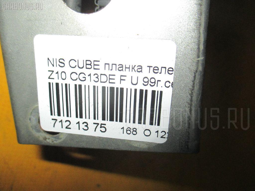 Планка телевизора NISSAN CUBE Z10 CG13DE Фото 2
