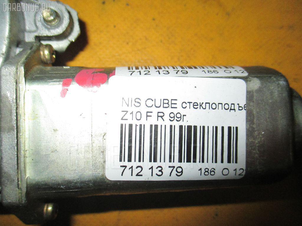 Стеклоподъемный механизм NISSAN CUBE Z10 Фото 2