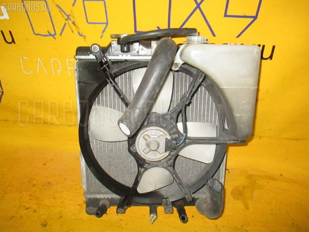 Радиатор ДВС HONDA HR-V GH3 D16A. Фото 7
