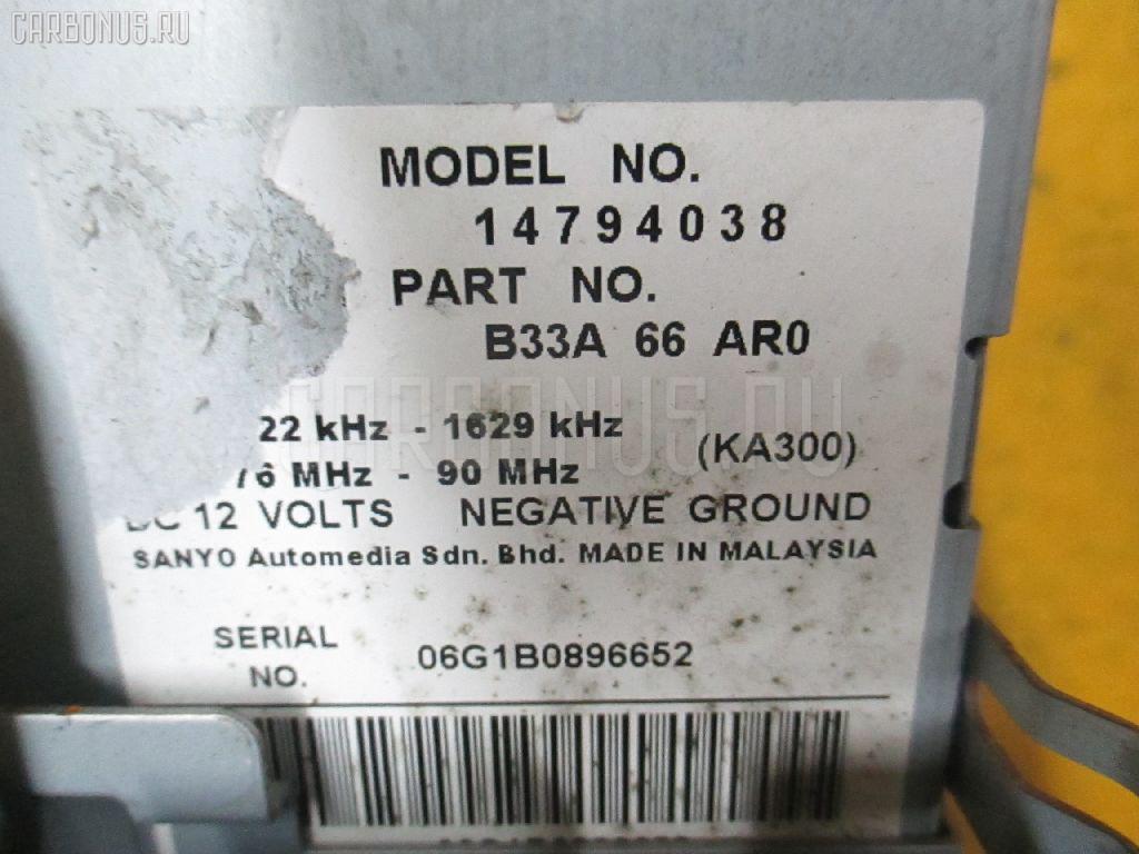 Блок управления климатконтроля MAZDA AXELA BK5P ZY-VE Фото 2