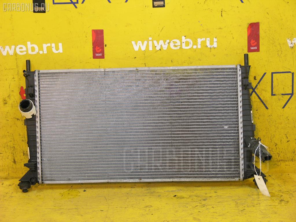 Радиатор ДВС FORD FOCUS II WF0AOD AODA. Фото 9