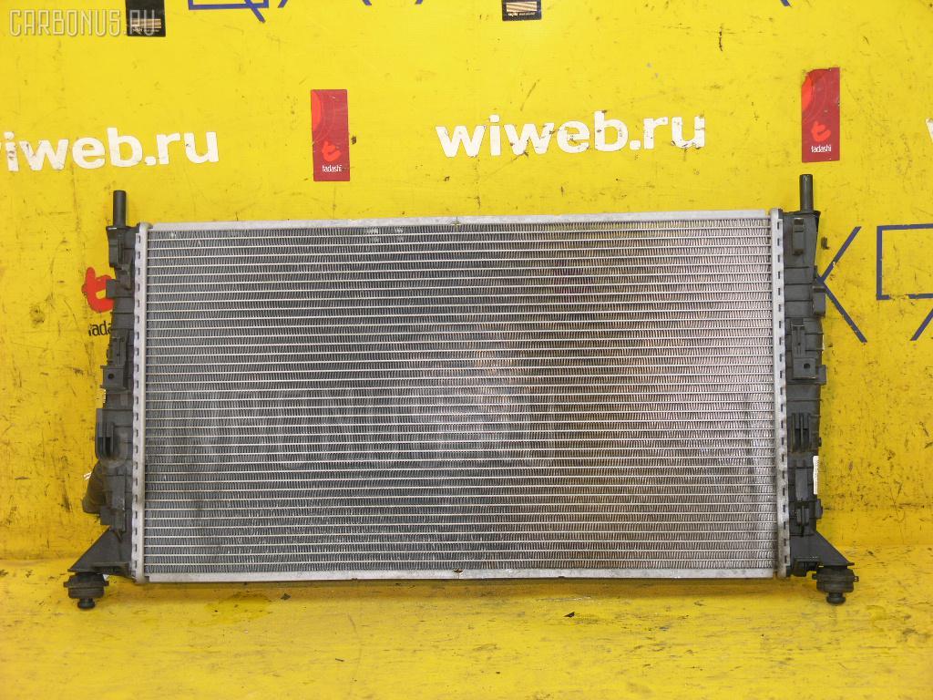Радиатор ДВС FORD FOCUS II WF0AOD AODA. Фото 8