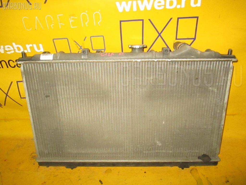 Радиатор ДВС MITSUBISHI MIRAGE CJ1A 4G13 Фото 2