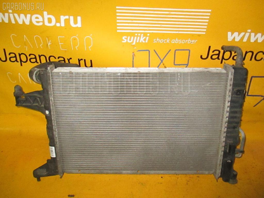Радиатор ДВС OPEL VITA W0L0XCF68 Z14XE Фото 1