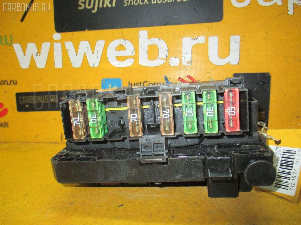 Блок предохранителей PEUGEOT 307 SW 3HRFN RFN-EW10J4 Фото 1
