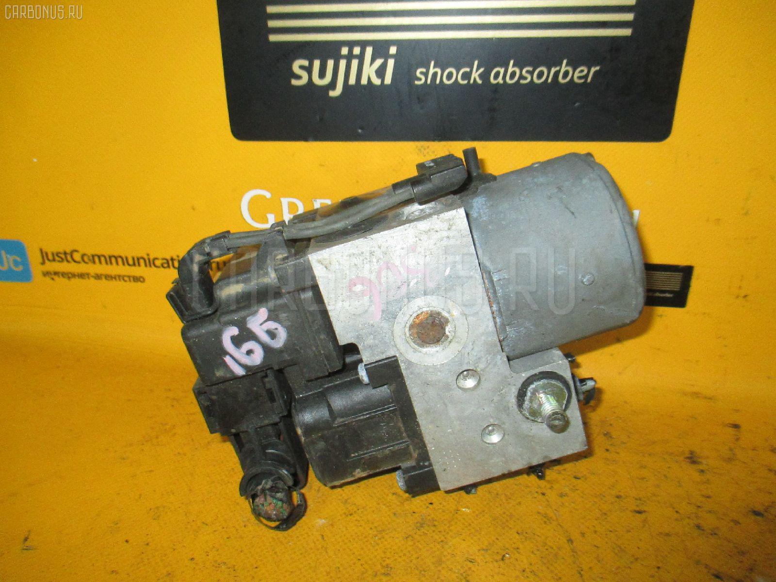 Блок ABS PEUGEOT 306 7DRFV RFV-XU10J4R Фото 4