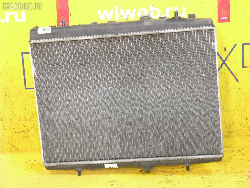 Радиатор ДВС CITROEN C3 FCNFU NFU-TU5JP4 Фото 2