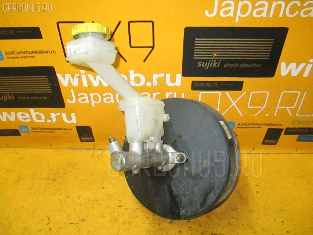 Главный тормозной цилиндр NISSAN PRIMERA TP12 QR20DE. Фото 10