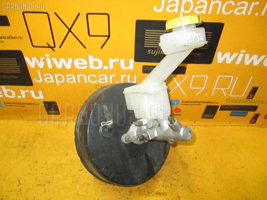 Главный тормозной цилиндр NISSAN PRIMERA TP12 QR20DE. Фото 11