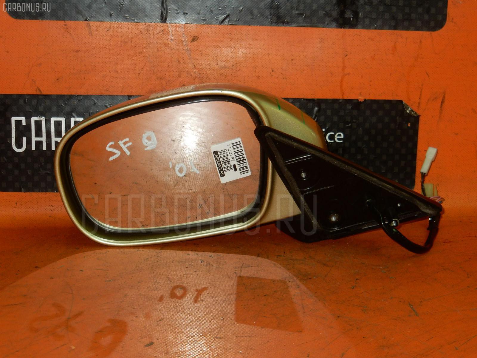 Зеркало двери боковой SUBARU FORESTER SF9. Фото 11