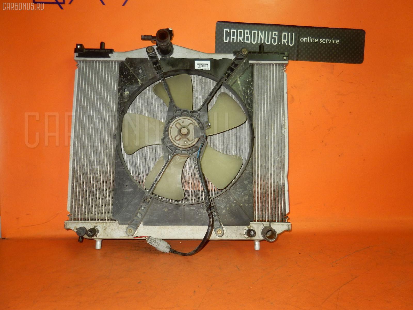 Радиатор ДВС DAIHATSU TERIOS KID J111G EF-DEM. Фото 11