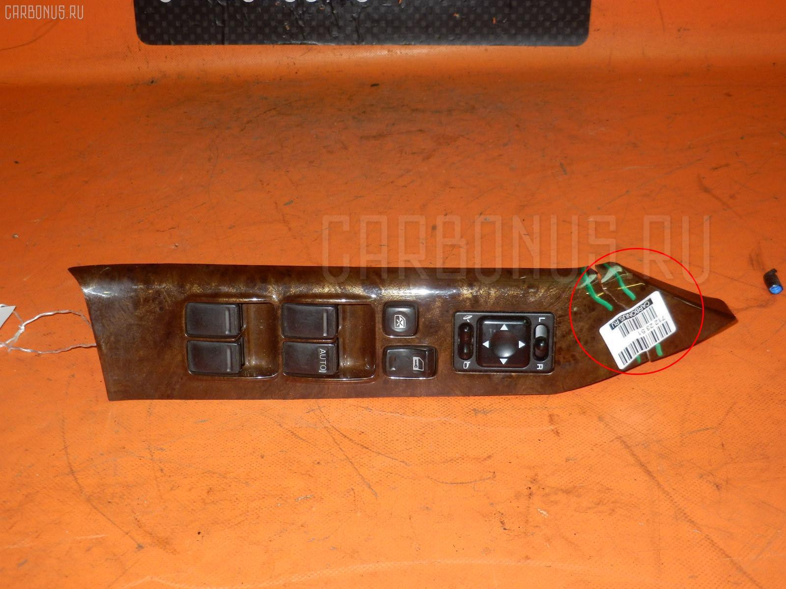 Блок упр-я стеклоподъемниками NISSAN LAUREL HC35 Фото 2