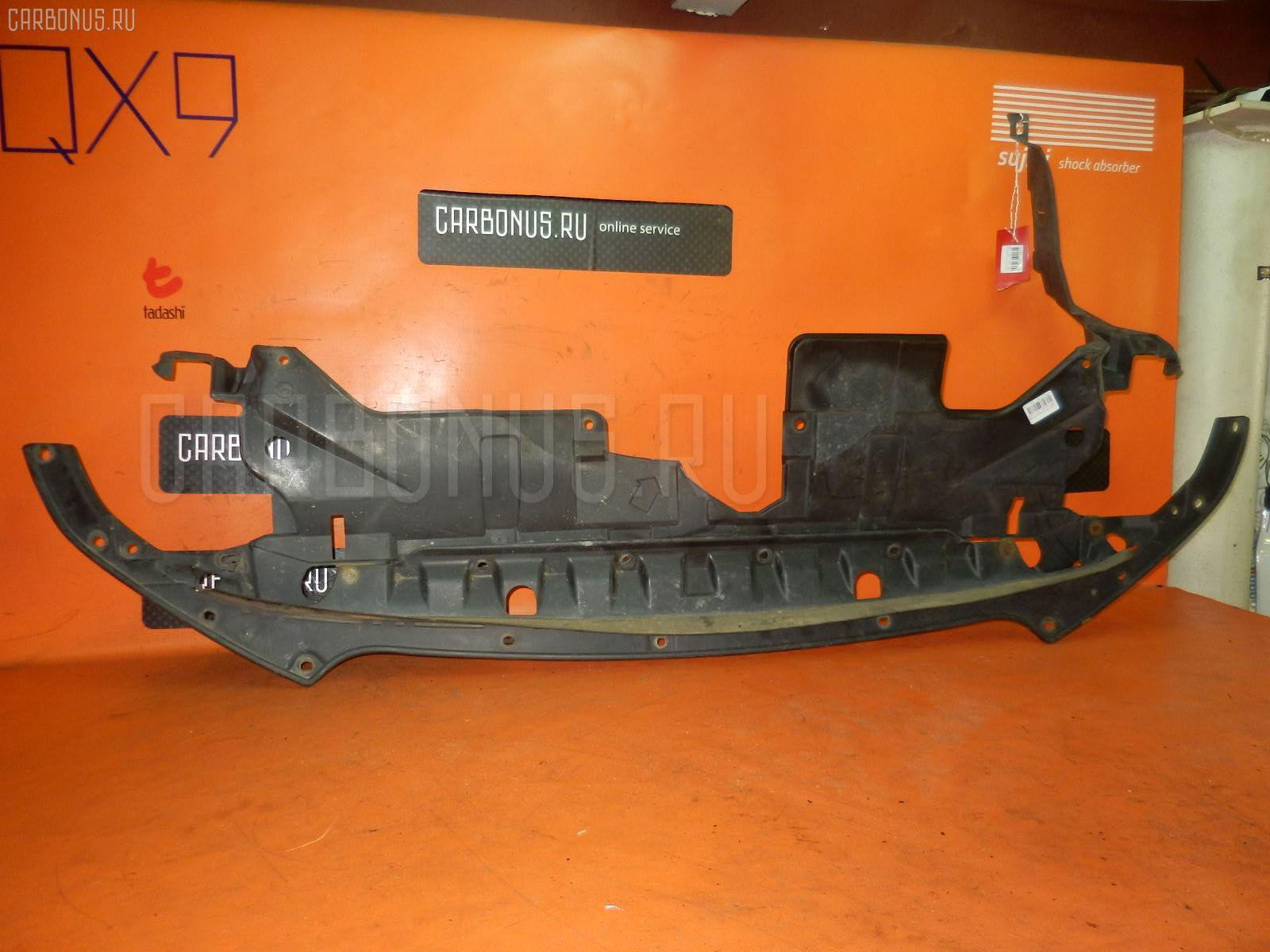 Защита бампера Honda Odyssey RB1 K24A Фото 1