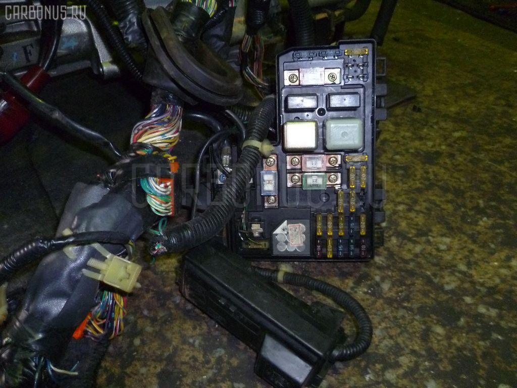 Двигатель HONDA SABER UA2 G25A. Фото 4