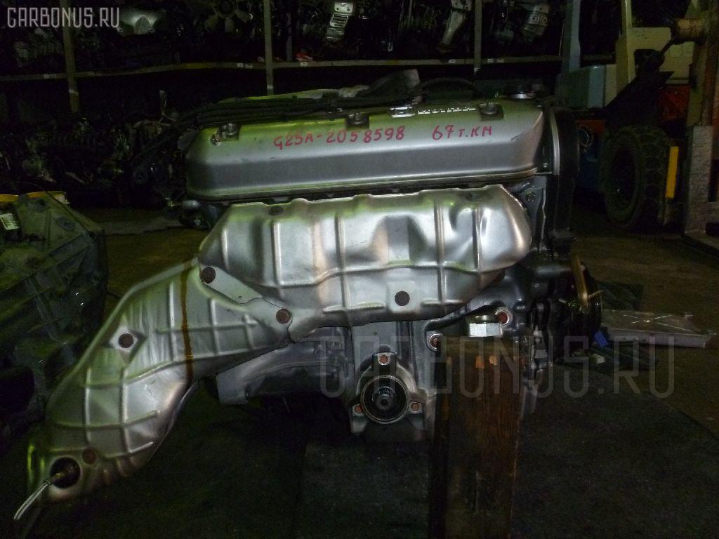 Двигатель HONDA SABER UA2 G25A. Фото 7