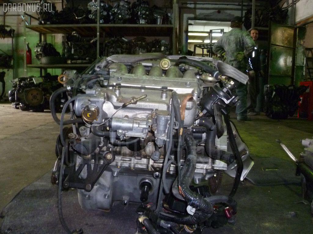 Двигатель HONDA SABER UA2 G25A. Фото 10
