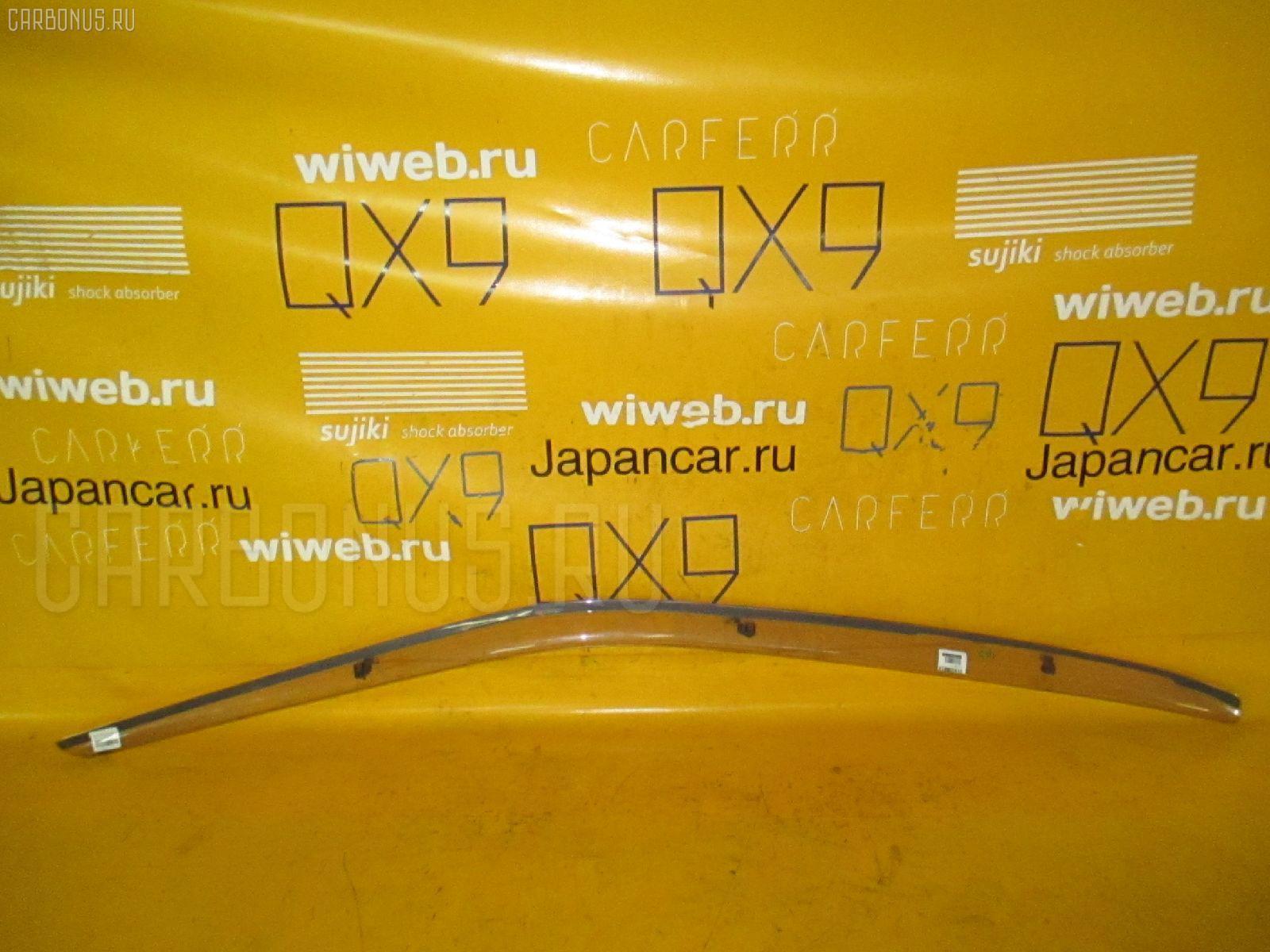 Ветровик SUBARU IMPREZA WAGON GF1. Фото 1