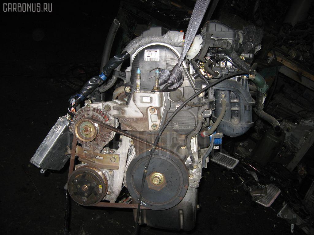Двигатель HONDA CIVIC EU1 D15B Фото 5