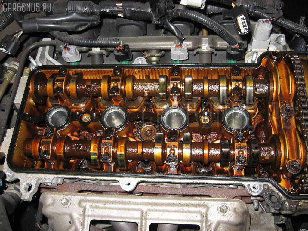 Двигатель TOYOTA IST NCP60 2NZ-FE. Фото 6