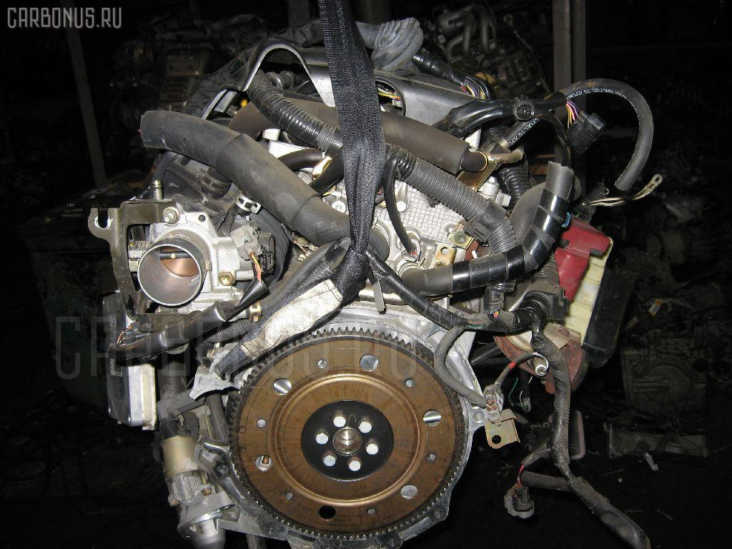 Двигатель TOYOTA BB NCP30 2NZ-FE. Фото 9