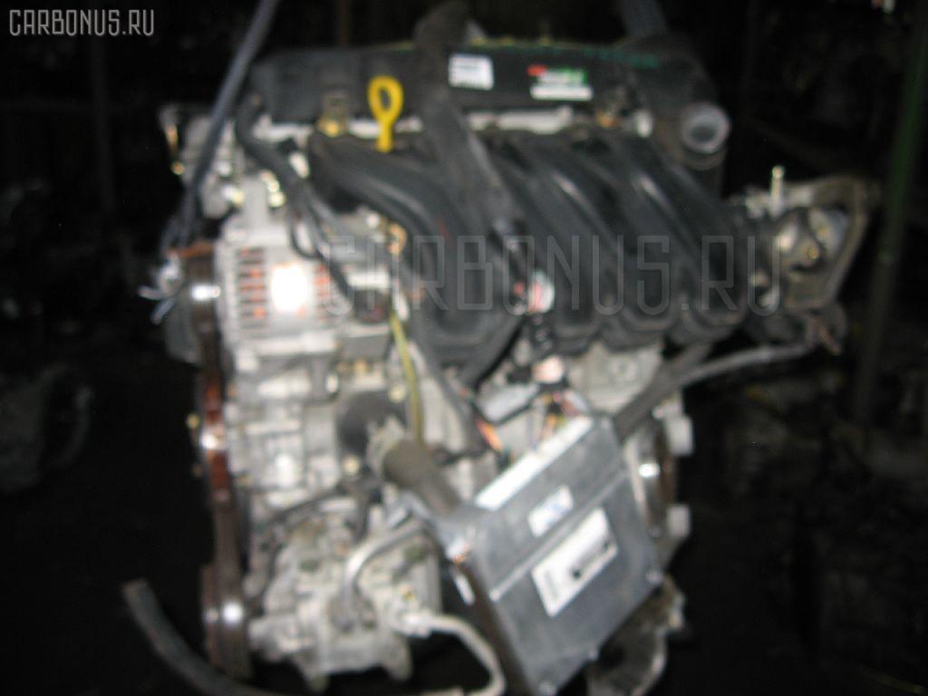Двигатель TOYOTA BB NCP30 2NZ-FE. Фото 10