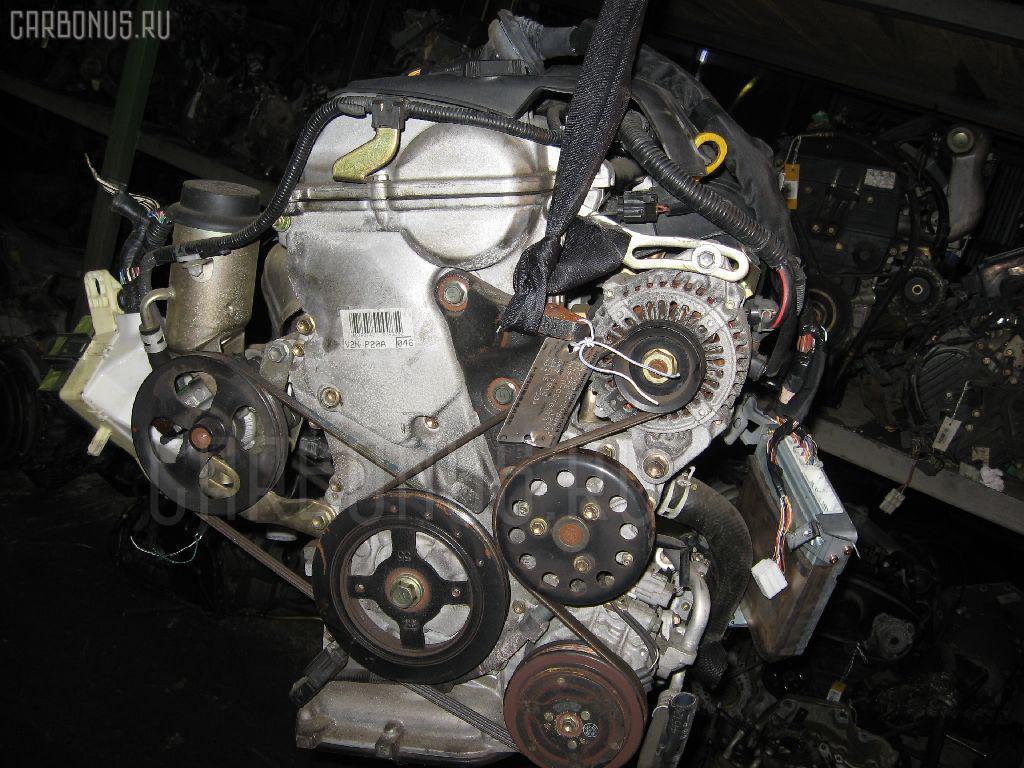 Двигатель TOYOTA BB NCP30 2NZ-FE. Фото 11